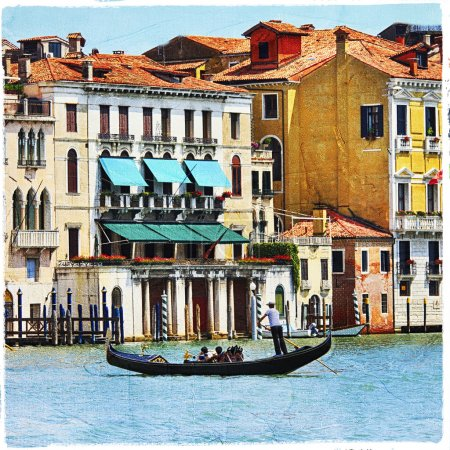 holidays in romantic Venice