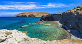 Beatiful beaches of Greece- Milos island