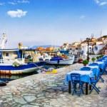 Traditional Greece  - Chalki island...
