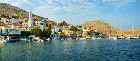 traditional Greek islands - Chalki