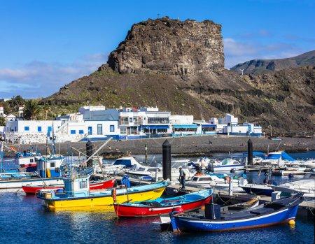 puerto de las nieves - traditionelles Fischerdorf auf Gran Canaria