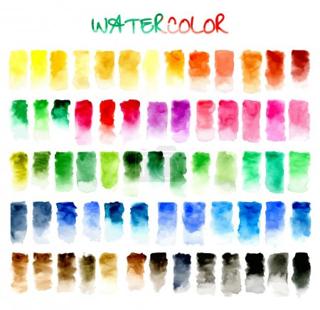 abstract background. water color