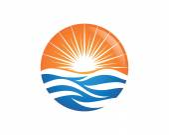 Beach wave Logo