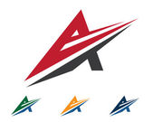 letter logo  A
