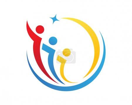 community logo succes
