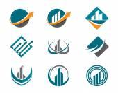 A, V, N Letter Finance Logo