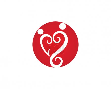 LOve people logo