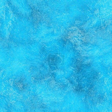 Photo pour Texture de l'eau sans couture, infographie, grande collection - image libre de droit