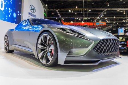 Hyundai Genesis Coupe, HND-9 Venace Concept