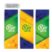 Olympic 2016 Rio - banner
