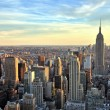 New York City Midtown with Empire State Building a...