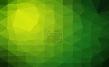 Photo for Polygon Mosaic Background, Creative Design Templates - Royalty Free Image