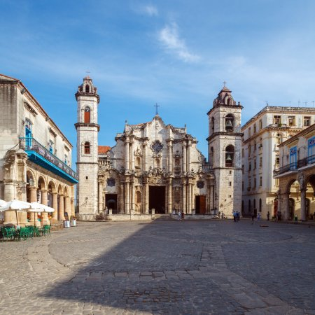 Cathedral of The Virgin Mary of the Immaculate Conception (1748-