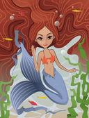 Mermaid (Siren of the Sea)
