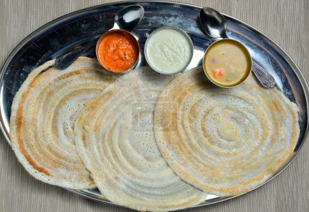 Dosai (Dosa) - South Indian breakfast