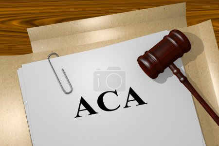 ACA (Affordable Care Act) legal concept