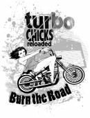 Turbo kuřat