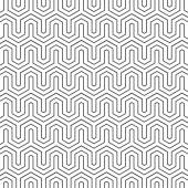 Pattern vector background white and black