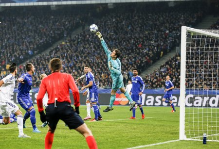 FC Dynamo Kyiv vs Chelsea - UEFA Champions League