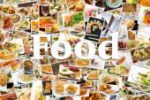 World Cuisine Collage