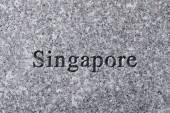 Ryté město Singapur
