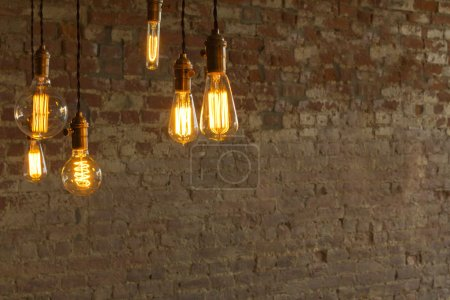 Edison Style Lightbulbs
