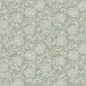 Květinový vzor bezešvé. Pozadí s chryzantéma