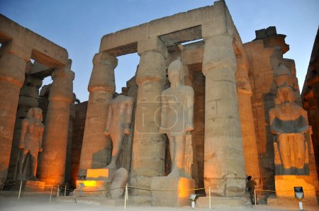 Luxor Temple in Egypt