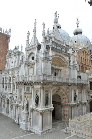 Doges Appartments within the Doge's Palace