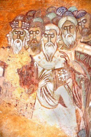 Scene from the council of Nicaea