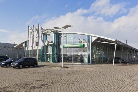 Autolycus Motor Show - official dealer Skoda in city of Vologda, Russia