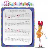 eighth note 2