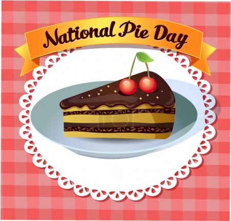 card National Pie Day