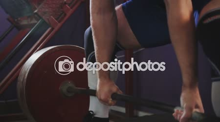 Powerlifting Deadlift