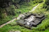 Wulong národní park, chongqing, Čína