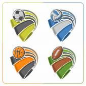 Poster Sport emblem