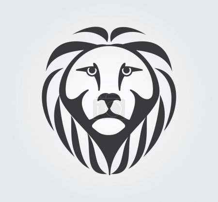 Simple Icon: Lion