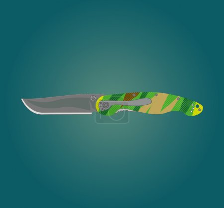 Simple Icon: pocket knife