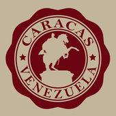 Caracas Venezuela Seal