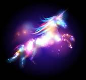Star magic unicorn logo