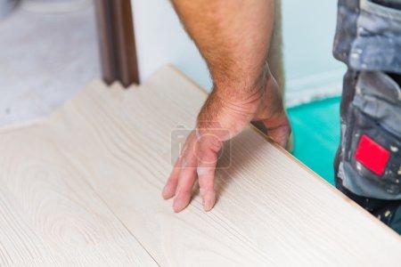 Laminate Flooring Technique