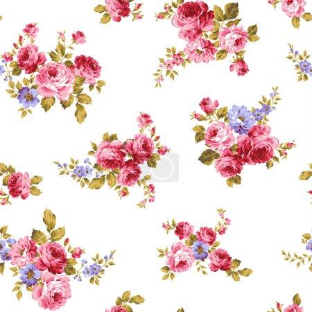 Rose pattern,