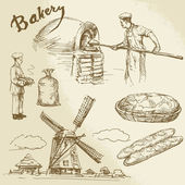 baker bakery bread
