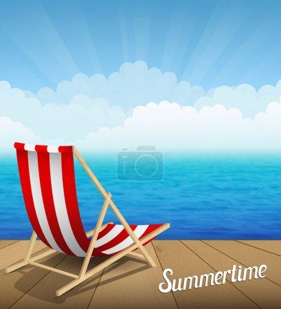 Summertime rest