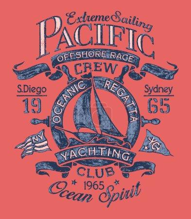 Extreme sailing regatta
