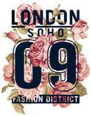 Soho London Roses