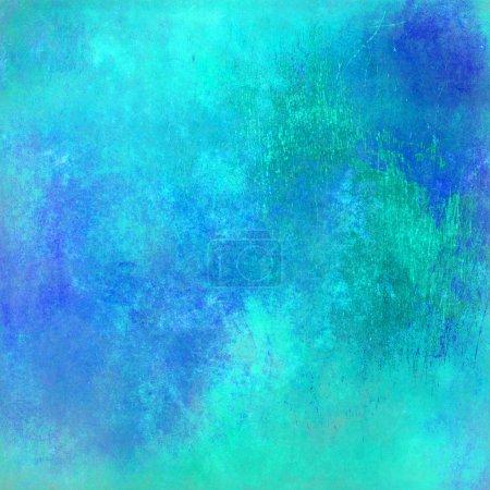 Photo pour Fond turquoise foncé - image libre de droit