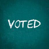Hlasovalo napsal na tabuli