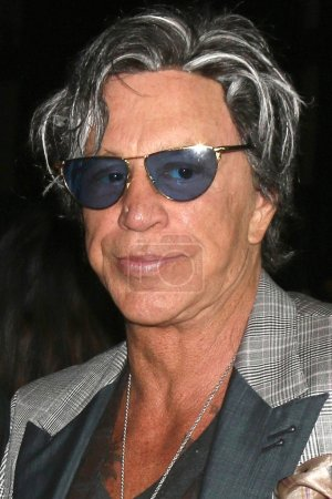 Mickey Rourke actor