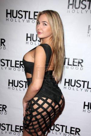 Photo for Blair Williams at the Hustler Hollywood Grand Opening, Hustler Hollywood, CA 04-09-16 - Royalty Free Image
